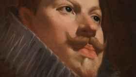 Retrato de Felipe III Diego Velázquez