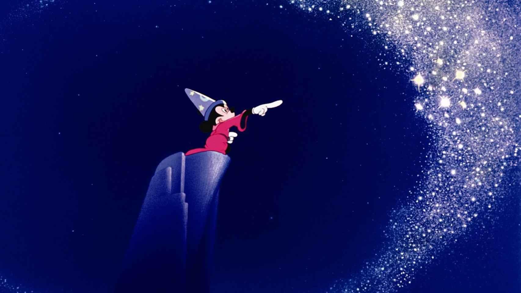 Fantasía, uno de los clásicos más personales y arriesgados de Disney.