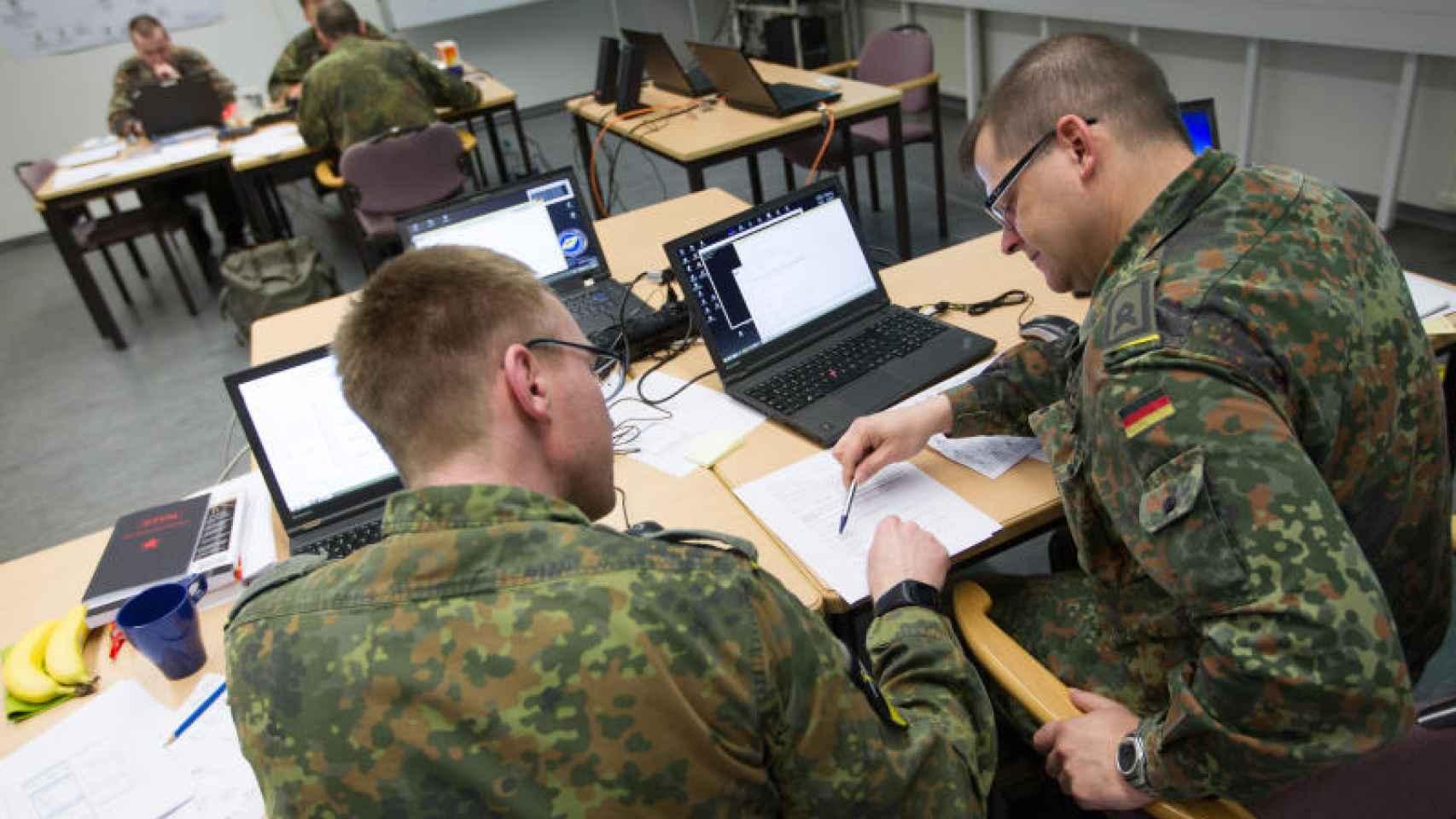 El ejército cibernético comenzará a funcionar el próximo mes de abril.