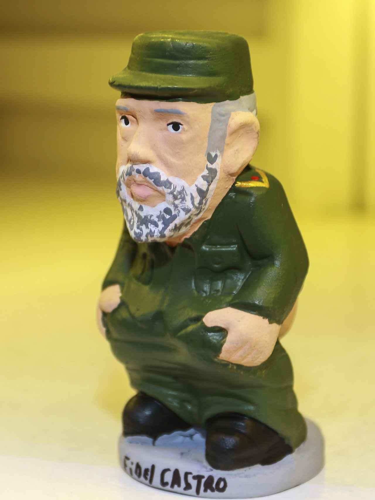 Figura de Fidel Castro
