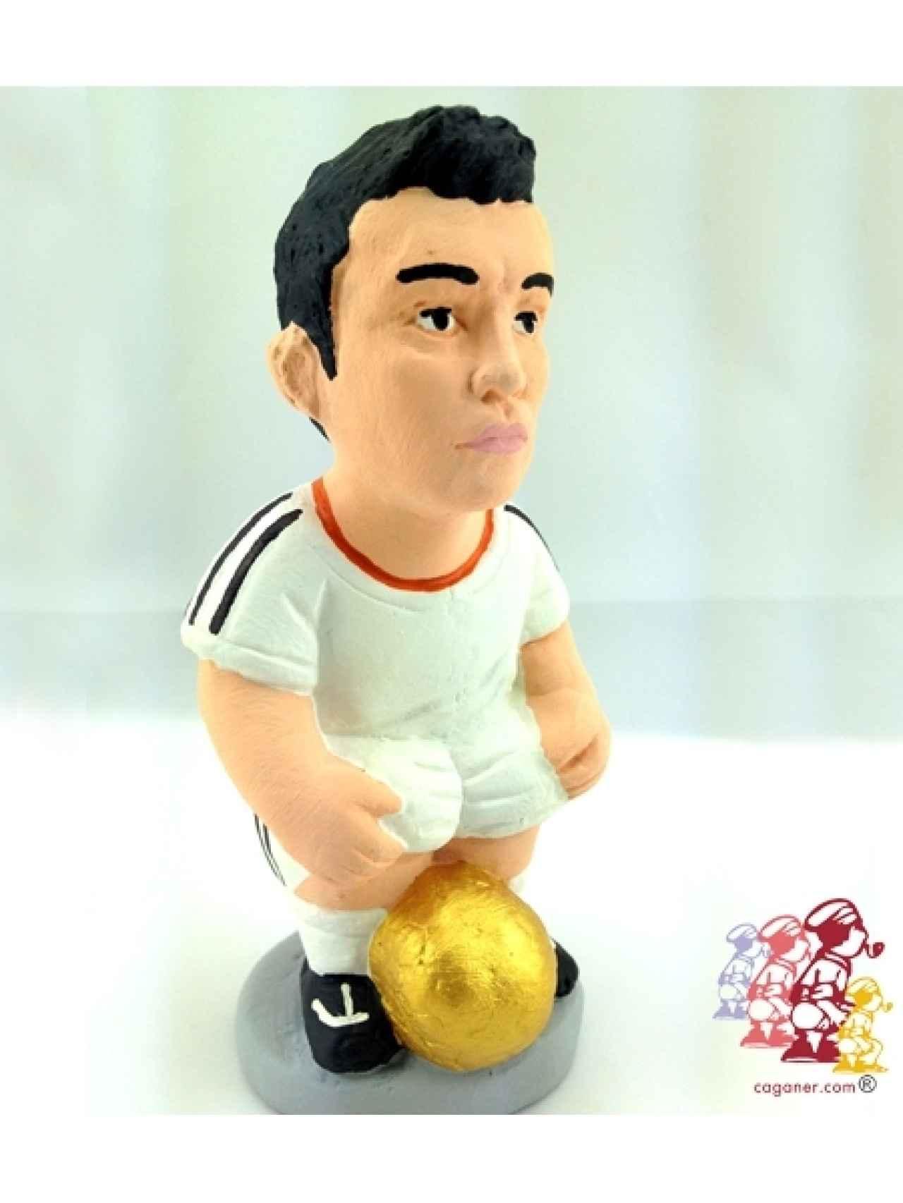 El futbolista Cristiano Ronaldo
