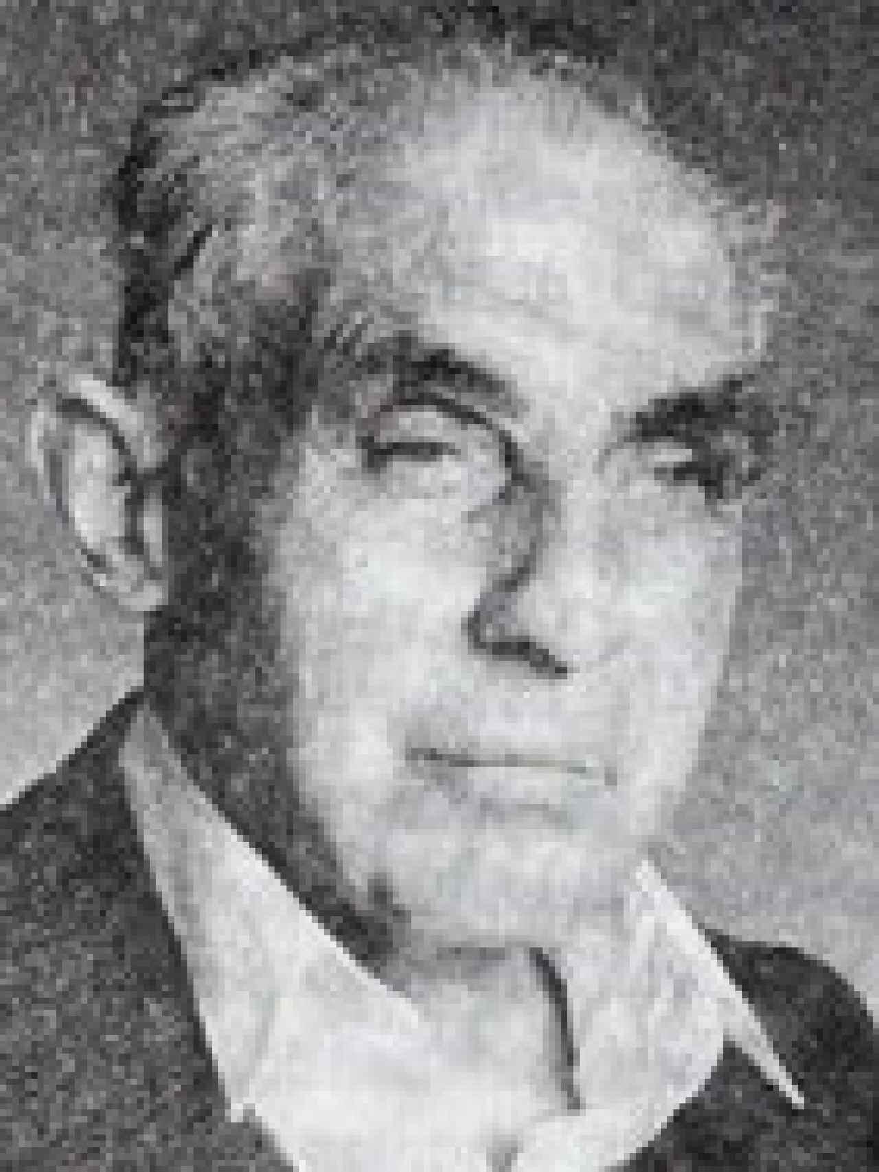 Pedro Évole, abuelo de Jordi, fue alcalde republicano de Garrovillas (Cáceres) entre 1932 y 1934