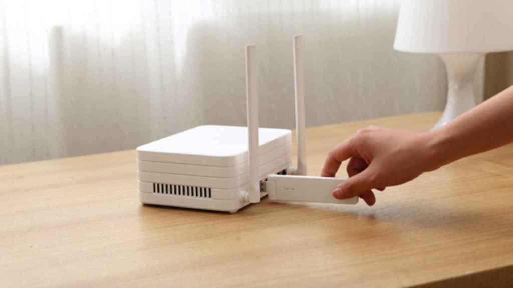 WiFi de Xiaomi.