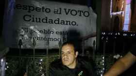 El exfubolista Cuauhtémoc Blanco inicia una huelga de hambre para mantener su alcaldía