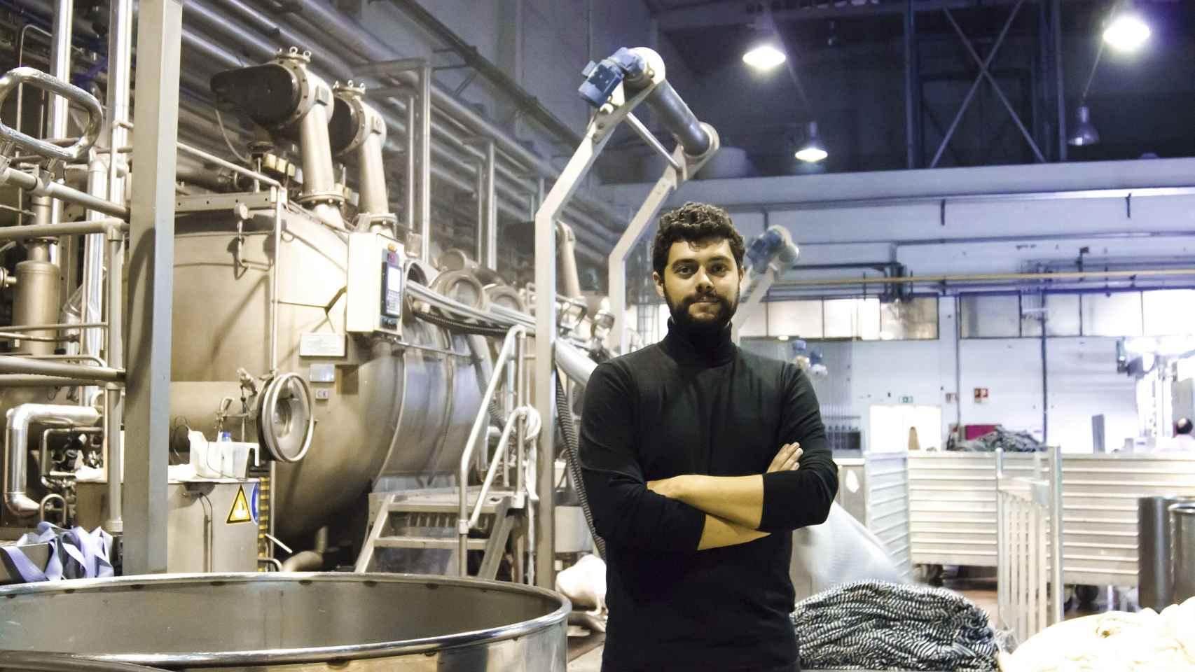 Crispim José Abreu representa la nueva generación de la empresa familiar.