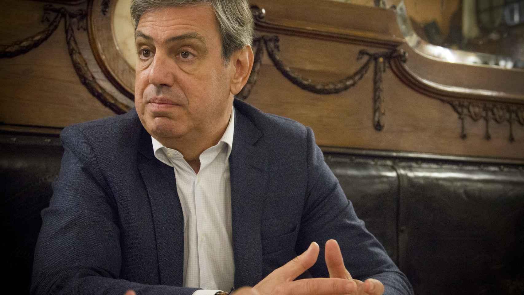 Paulo Vaz, director general de la Associación Textil y de Vestuario de Portugal.