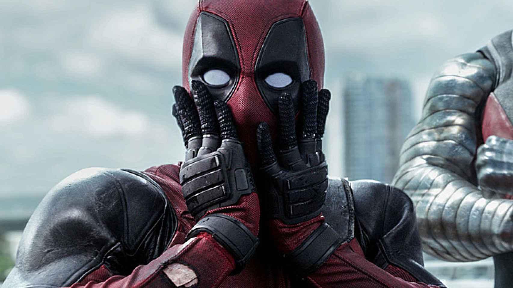 Ryan Reynolds arrasó con Deadpool.