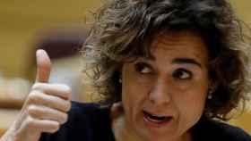 La ministra de Sanidad, Servicios Sociales e Igualdad, Dolors Montserrat.
