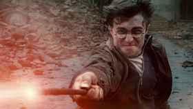 Harry Potter. Fotograma de Harry Potter y el cáliz de fuego.
