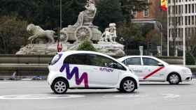 Emov, es un servicio de 'carsharing' promovido entre EYSA y PSA.
