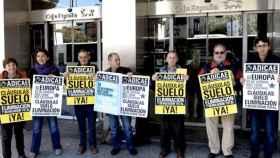 Adicae-Protesta-Clausulas-Suelo