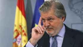 Iñigo Mendez de Vigo, ministro de Cultura.