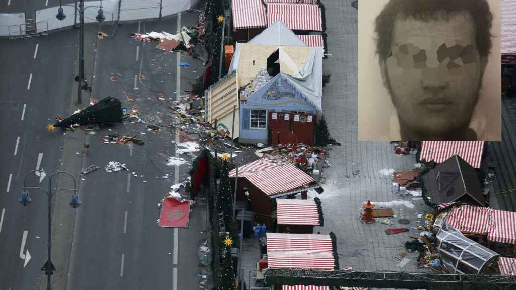 Éste es el tunecino de 23 años último sospechoso del atentado en Berlín.