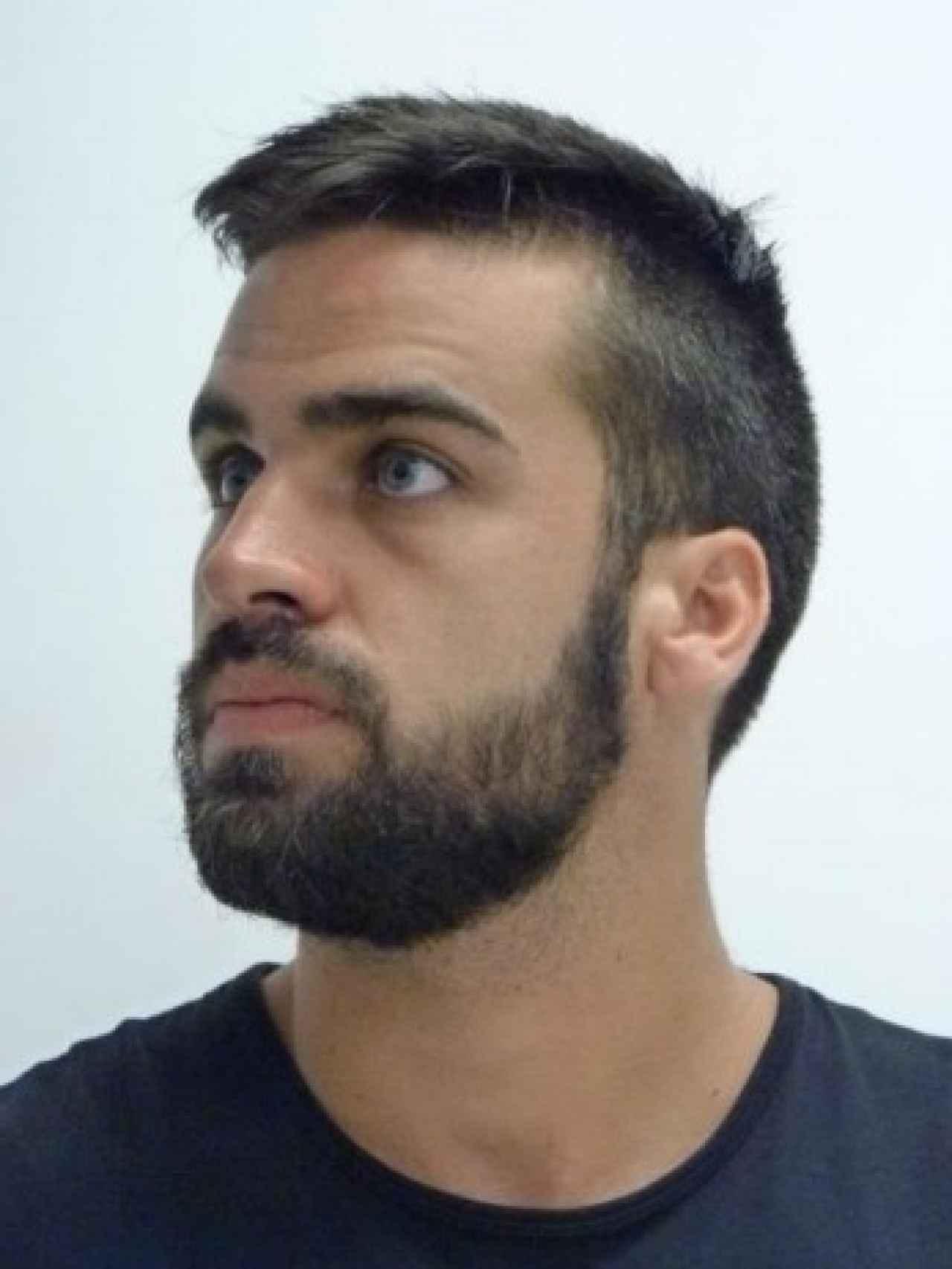 El guardia civil Antonio Manuel Guerrero Escudero fue apartado del cuerpo tras su ingreso en prisión a principios de julio.