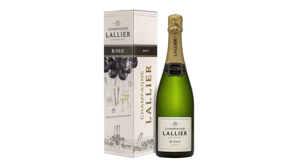 Champagne de Lallier, R.012 Brut Reserva Grand Cru.