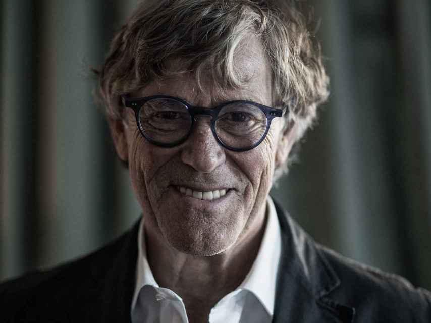 El empresario Simon Casas.