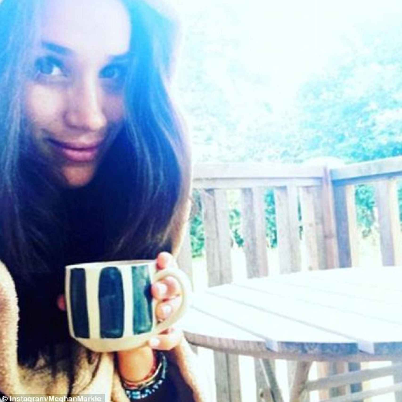 Meghan en Instagram muestra una pulsera como la de Harry, lo que levantó las primeras sospechas