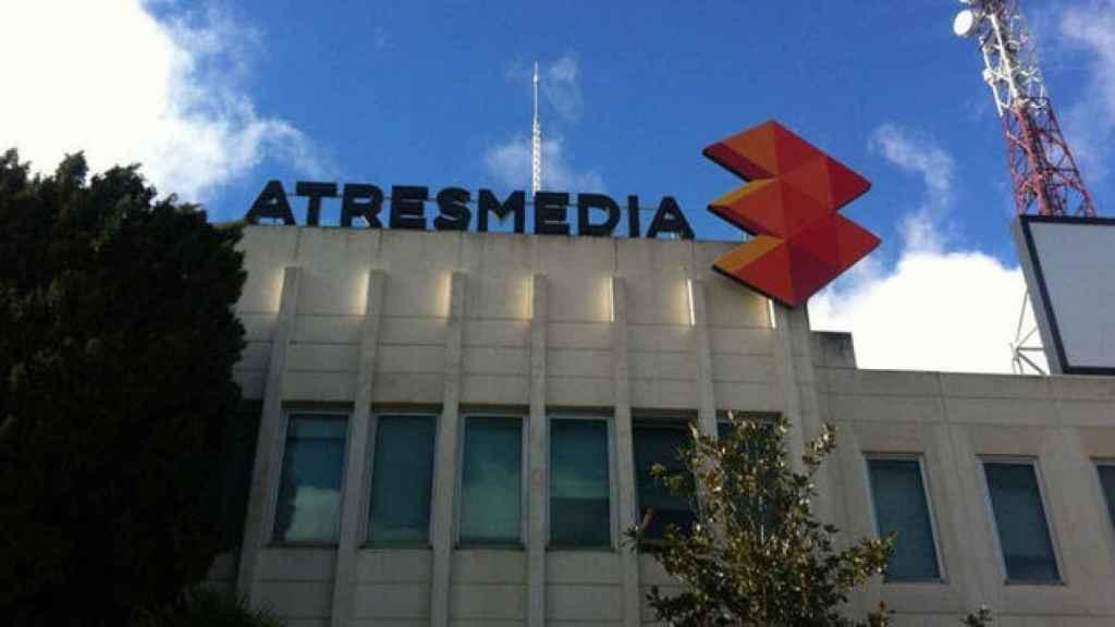 Sede de Atresmedia en Madrid, en una imagen de archivo.