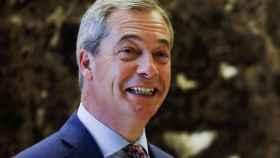 Farage se enzarzó en una pelea con el viudo de Jo Cox.