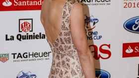 Mireia Belmonte, en los premios As del deporte.