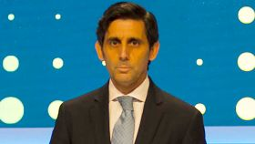 Martín-Pallete, presidente de Telefónica.