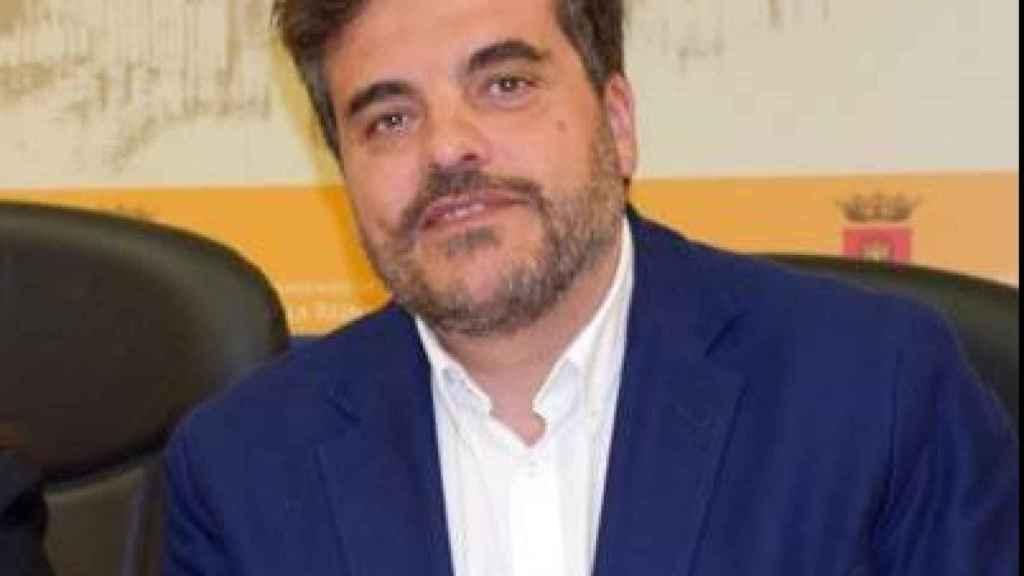 Agreden al concejal Ganemos de Talavera Miguel Ángel Sánchez