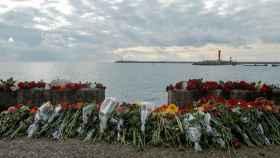 Hallan el fuselaje del avión militar ruso siniestrado en el mar Negro