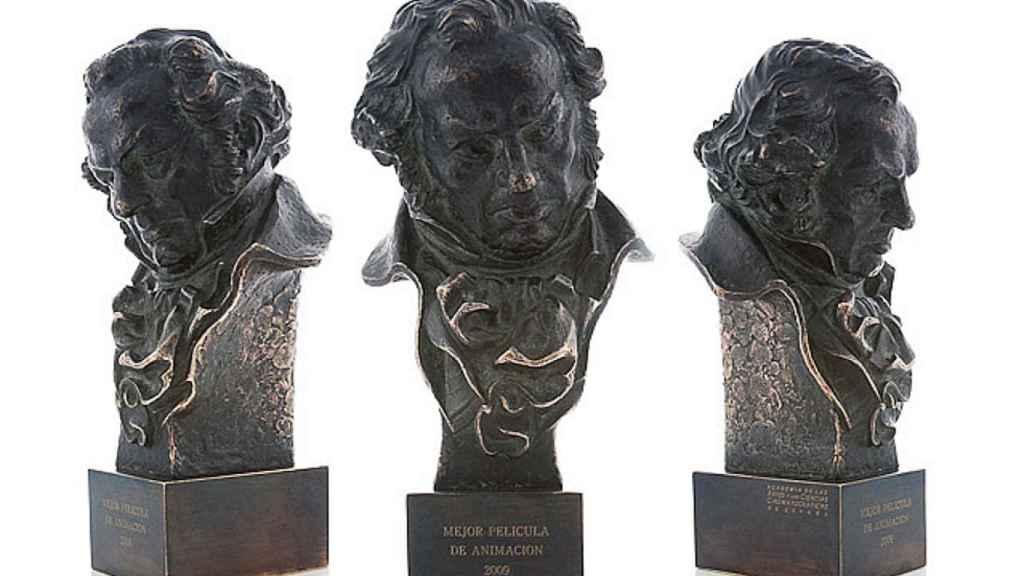 Eduardo Bajo Ulloa empeña su Goya.