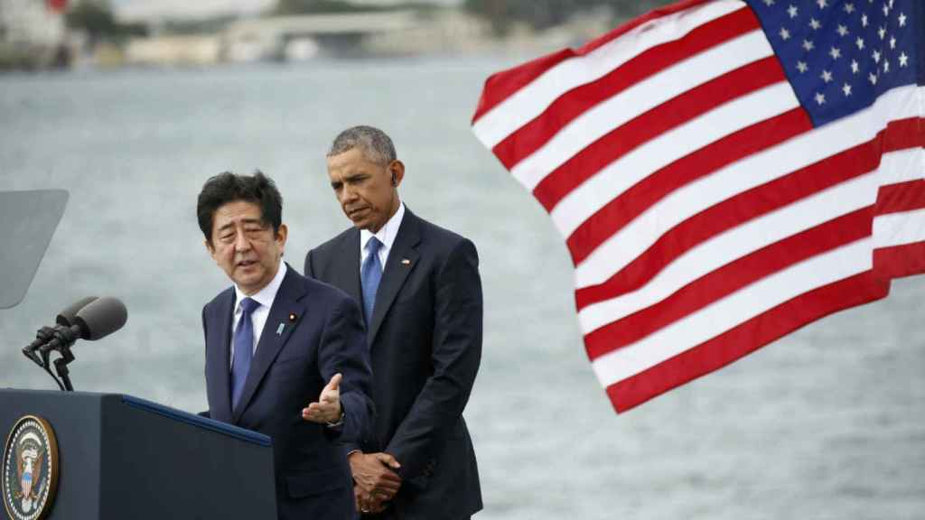 Shinzo Abe ha condenado la guerra pero no se ha disculpado.