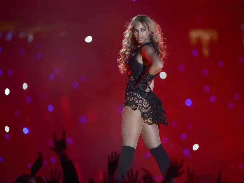 Beyoncé, una de las artistas más peleonas de 2016.
