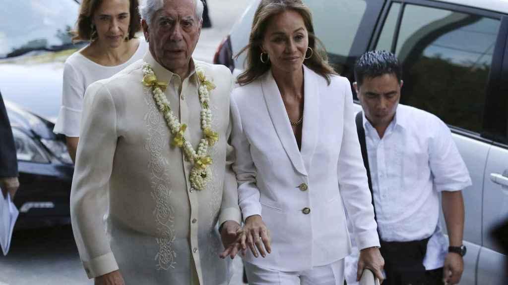Mario Vargas Llosa e Isabel Preysler se casarán previsiblemente en 2017.