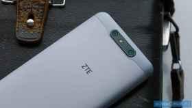 El ZTE Blade V8 muestra su diseño, materiales… y sus tres cámaras