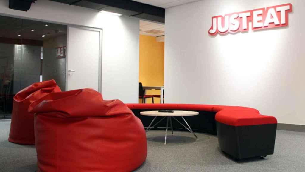 Oficinas de Just Eat.