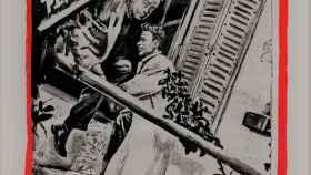 El Caso salió a la calle el 11 de mayo de 1952. En portada dos jornaleros huyendo tras haber matado a  la mujer para la que trabajaban.