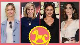 Algunas de las futuras mamás famosas del nuevo año.
