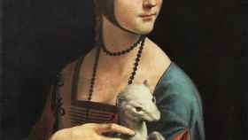 'La dama del armiño' de Leonardo Da Vinci