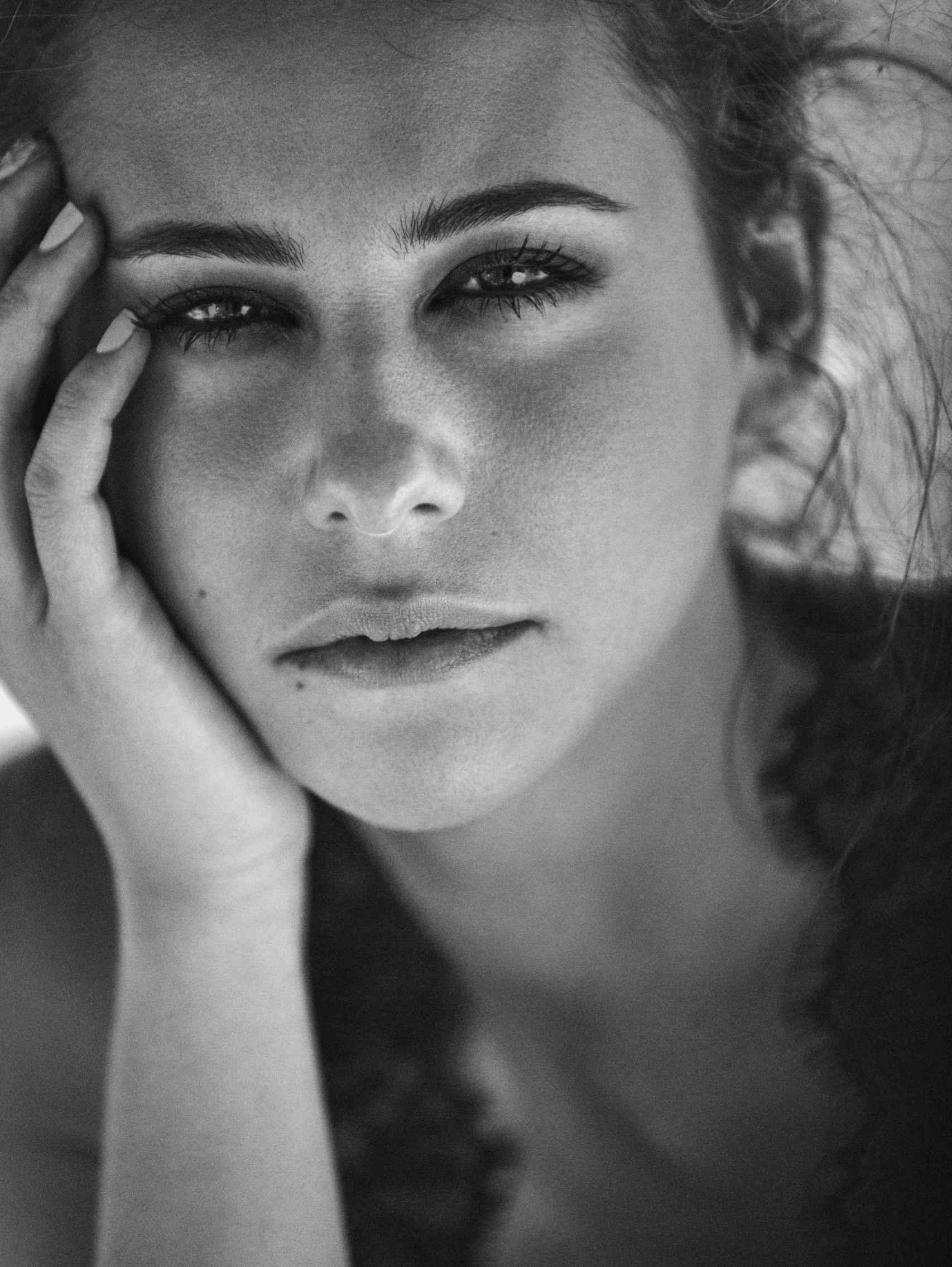 La actriz Irene Escolar, futuro de la escena española.