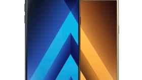Nuevos Samsung Galaxy A5 2017, Samsung Galaxy A3 2017 y A7 2017