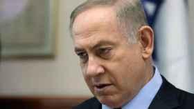 Netanyahu se enfrenta a una investigación por presunta corrupción.