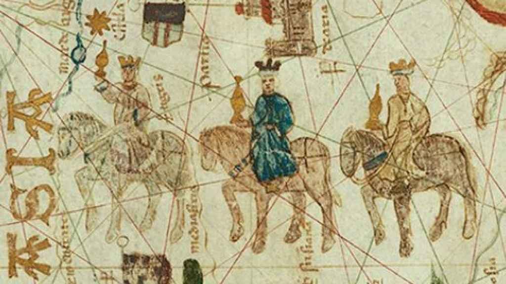 Mapa de Juan de la Cosa, 1500.