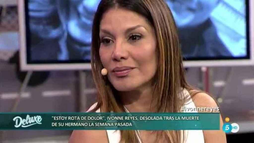Ivonne Reyes, una de las concursantes estrella de 'Gran Hermano VIP 5'