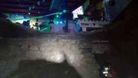 Zamora villafafila derrumbe discoteca 2