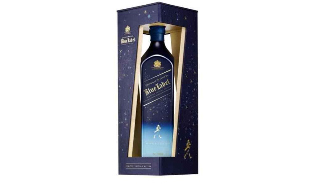 Johnnie Walker Blue Label nos ha traido este invierno una edición especial, donde las estrellas están presentes.