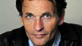El escritor Wolfgang Hermann, autor de Despedida que no cesa.