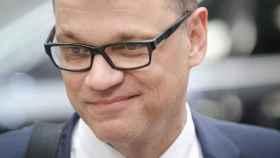 El primer ministro finladés, Juha Sipilä.