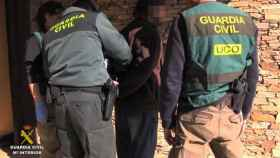 Guardia civil 4 narcotrafic