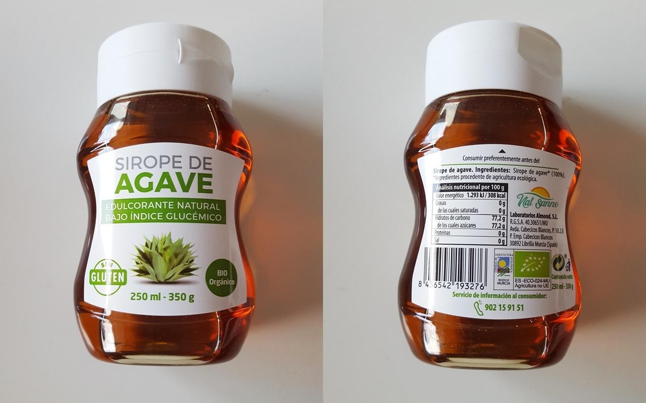 sirope-agave