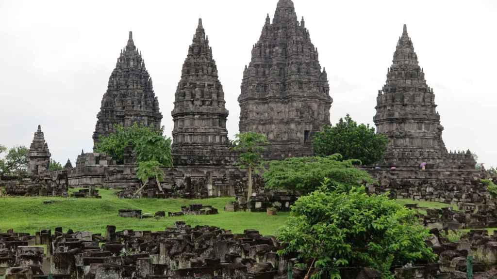 Templo de Brahma.