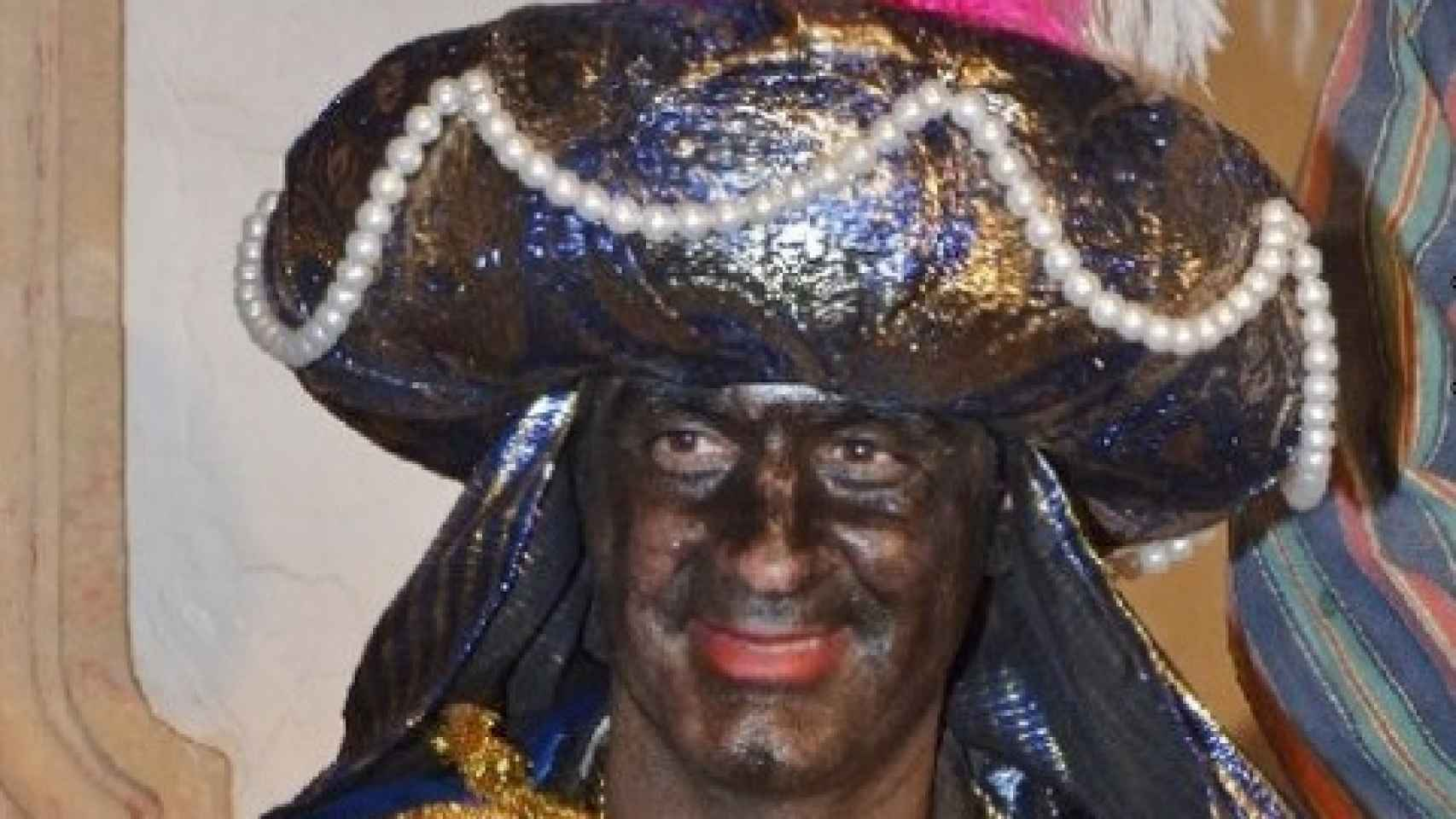 Los famosos se visten de Reyes Magos