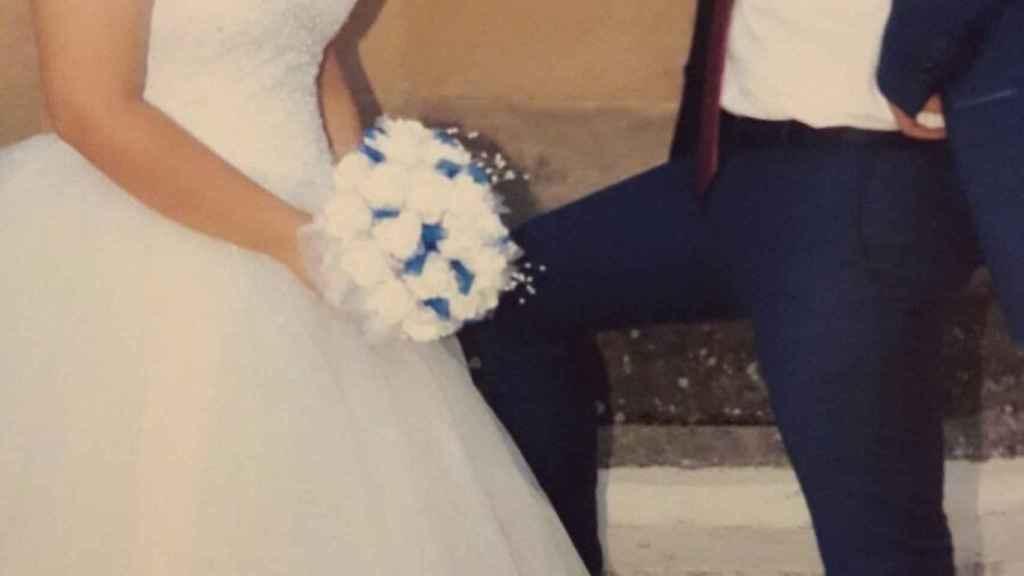 Noora y Bobi se casaron el 13 de julio en Macedonia con muchos invitados.